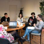 Roma fiataloknak indított képzést Magyarország legsikeresebb vezetőképző intézménye, a Mathias Corvinus Collegium