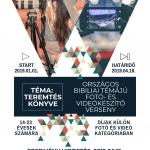 Országos bibliai témájú fotó-és videókészítő versenyt hirdet a Nemzeti Keresztény Ifjúsági Kulturális Központ Alapítvány